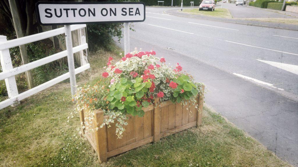 Morning run - Sutton on Sea. Sutton on Sea Caravan Site, Sunday 7th August 2016.