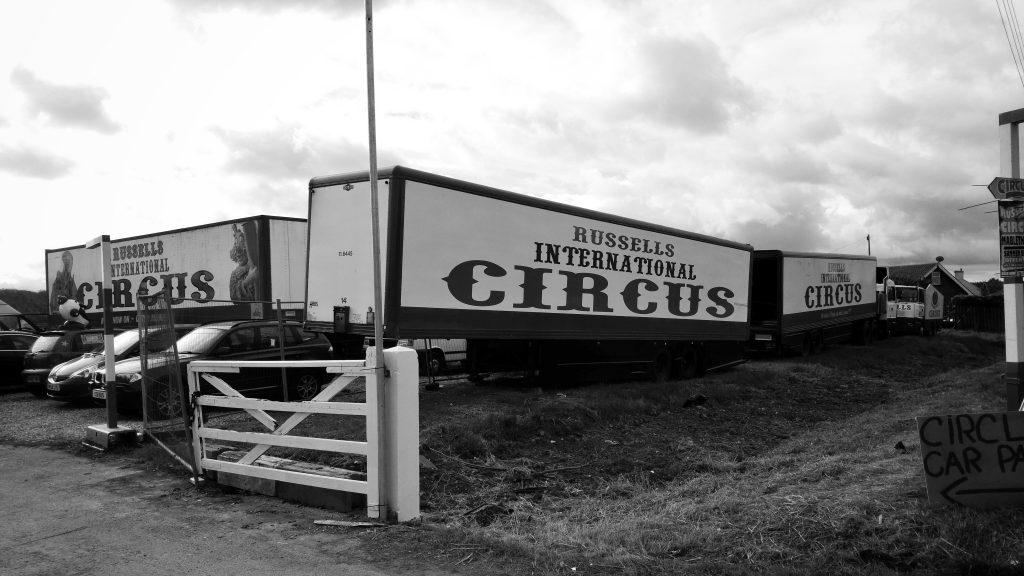 Morning run - Sutton on Sea - Russells International Circus. Sutton on Sea Caravan Site, Sunday 7th August 2016.